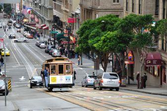 Трамвай в Сан-Франциско
