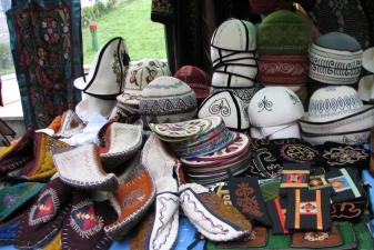 Сувениры в Казахстане