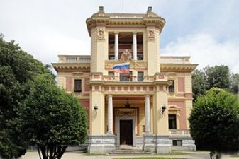 Посольство России в Риме