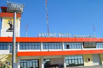 Сантьяго-де-Куба фото– Аэропорт