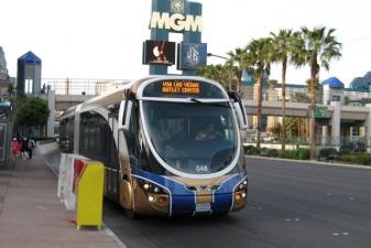 Автобусы в Лас-Вегасе