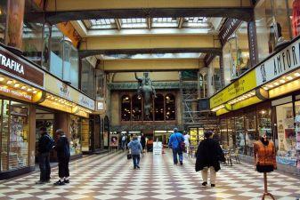 Торговый центр в Чехии