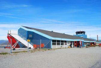 Гренландия фото – Аэропорт Нарсарсуак