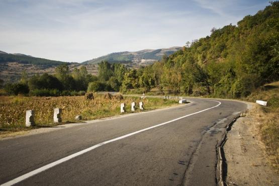 Дороги в Румынии