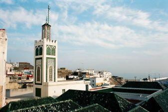 Мечеть в Танжере