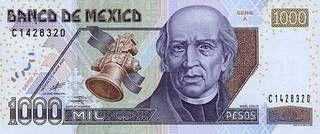 200 и 1000 песо