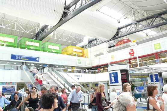 Аэропорт Ницца Лазурный Берег