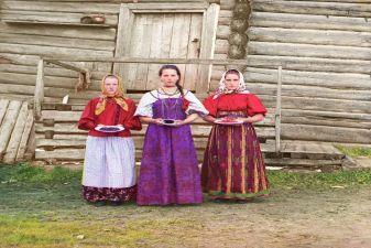 Карелия фото – Карельские крестьянки в начале XX века
