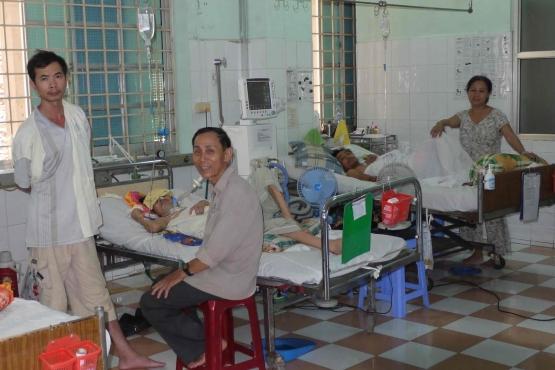Больница во Вьетнаме