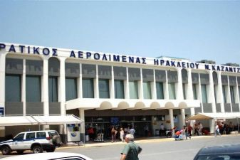 Ираклион фото– Аэропорт