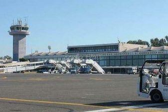 Корфу фото– Аэропорт
