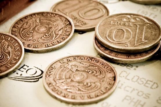 Монеты в Казахстане