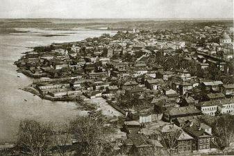 Казань фото– город в конце XIX века