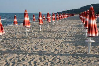 Албена фото – Пляж