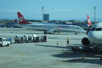 Стамбул фото – аэропорт им. Ататюрка