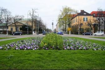 Весена в Мюнхене