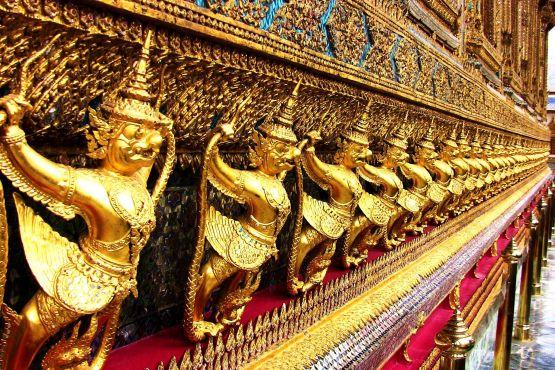 Тайланд фото – Храм Изумрудного Будды в Бангкоке