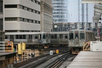 Метро в Чикаго
