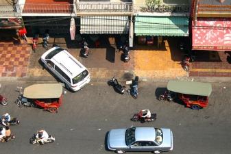 Улицы Пномпеня