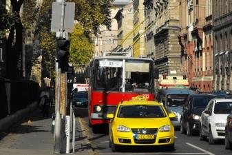 Такси в Венгрии