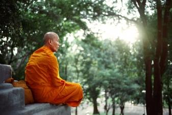 Камбоджийский монах