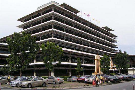 Тайланд фото – Здание Центрального банка Тайланда в Бангкоке