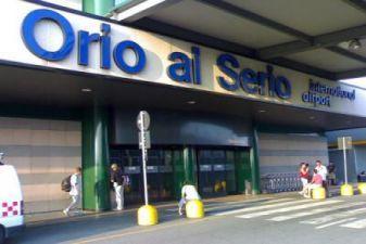 Аэропорт «Бергамо» (Orio al Serio, BGY)