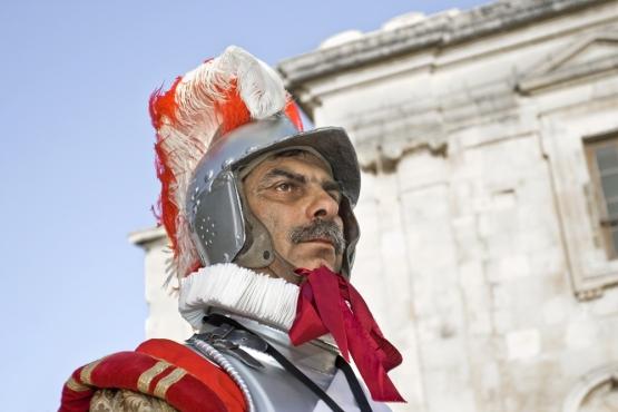 костюм мальтийского рыцаря