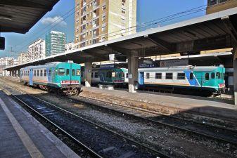 Ж/д вокзал в Палермо, Сицилия