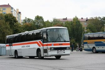 Финляндия фото – Междугородний автобус