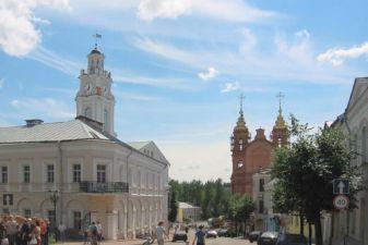 Лето в Витебске