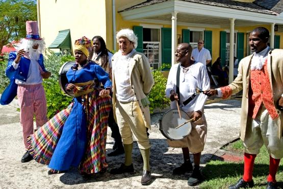 Карнавал, посвященный сбору урожая сахарного тростника