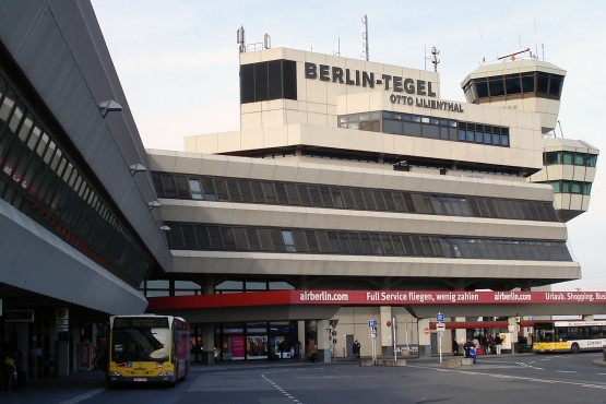 Адрес: Berlin Tegel Airport,