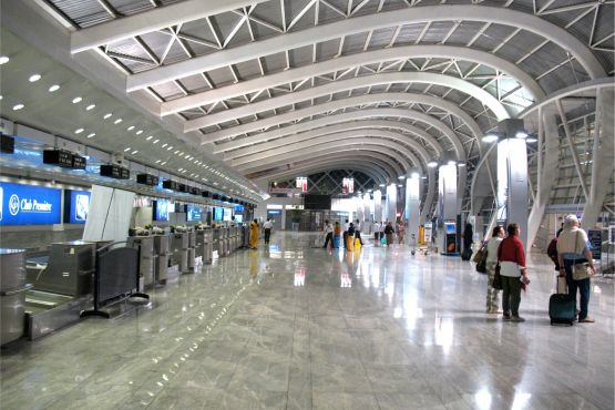 Индия фото– аэропорт Бомбея