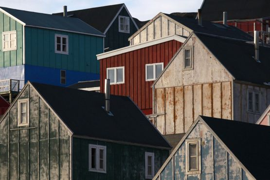 Гренландия фото– Тассиилак