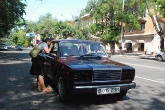 Таксист-бомбила