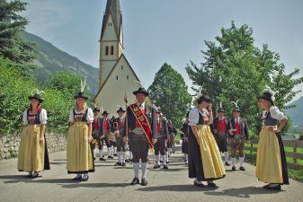 Национальный праздник в Австрии