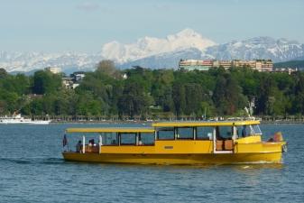 Водный транспорт в Женеве