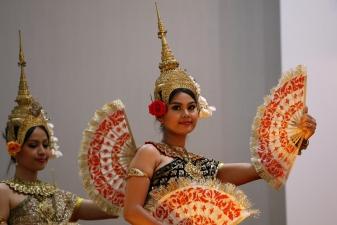 Камбоджийские девушки