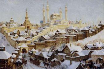 Казань фото– Столица ханства