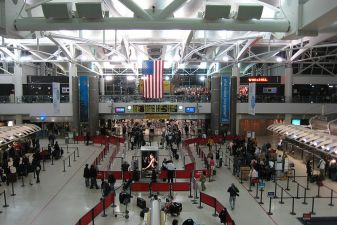 Аэропорт имени Джона Кеннеди (John F. Kennedy)