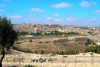 Лето в Израиле