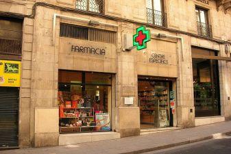 Мадрид фото– Аптека