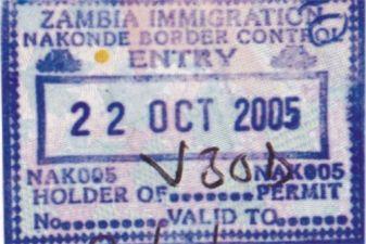 Замбия фото – Виза Замбии