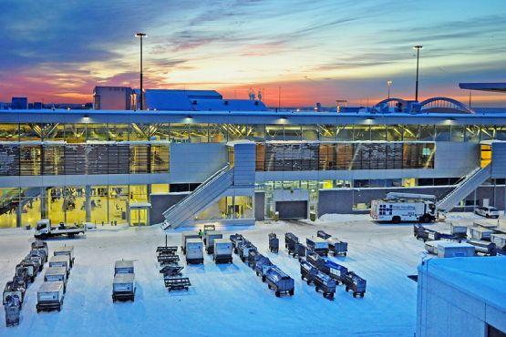 Финляндия фото – Аэропорт Хельсинки