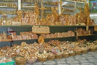 Сувениры в Вифлееме