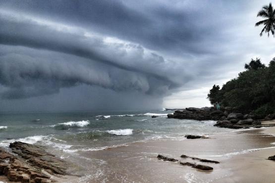 Сезон муссонов в Галле