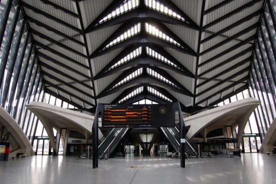 Аэропорт Лион Сент-Экзюпери