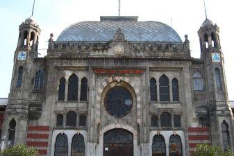 Стамбул фото – вокзал Сиркеджи