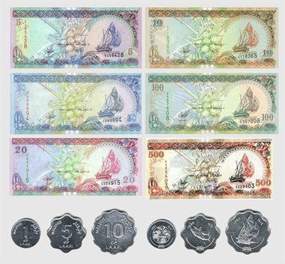Банкноты мальдивы где искать сокровища в россии